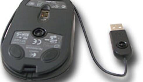 Smart Logitech-mus for bærbare