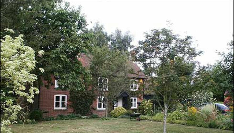 Forge Cottage er et av mange B&Bs i New Forest. Foto: Stine Okkelmo
