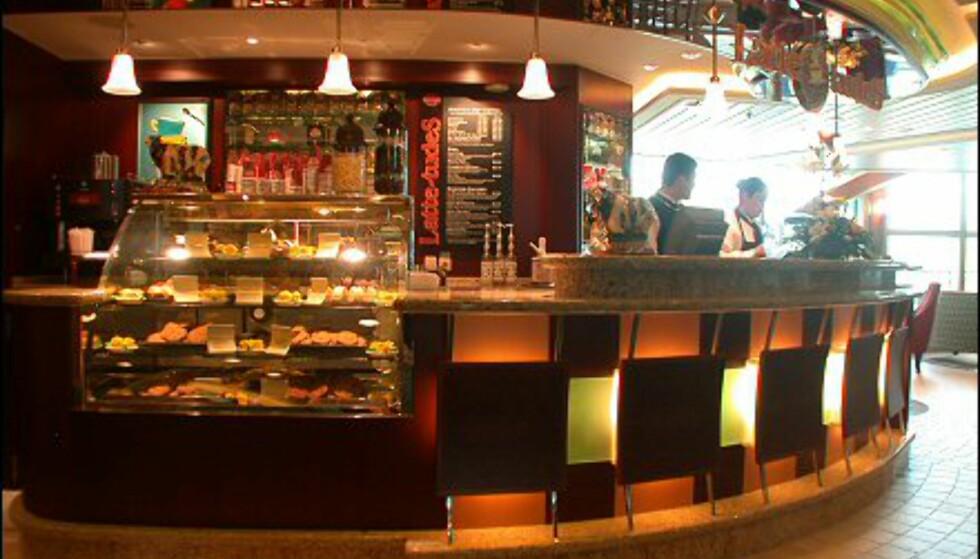 Kaffetørste kan få sin espresso eller half-fat-decaff-double-latte-with-extra-milk på kaffebaren Latte-tudes.