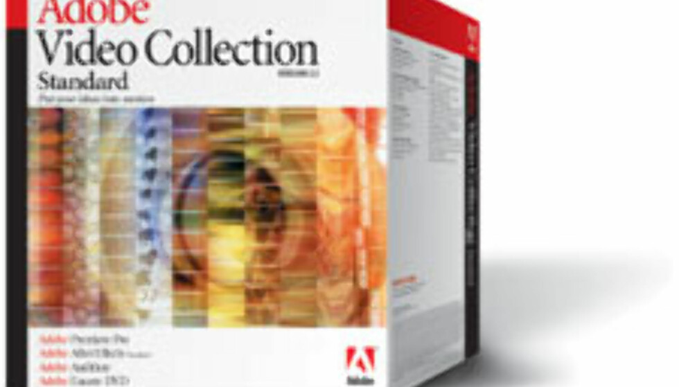 Adobe Video Collection oppdatert
