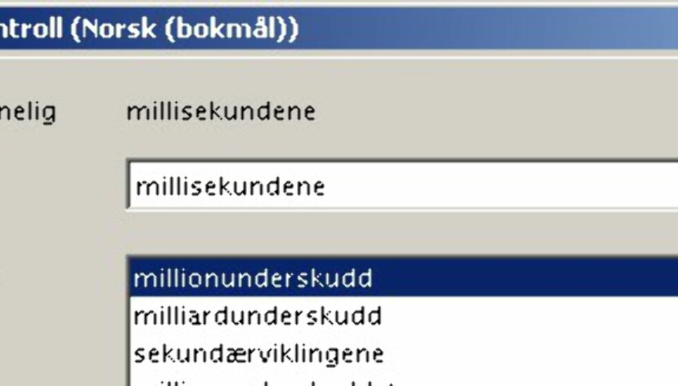 OpenOffice tar opp arven.