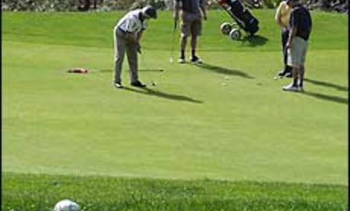 Golfspill på Mallorca frister i vårmånedene, forteller Vings markedssjef.