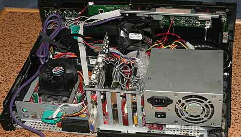 Bidrag 1: VHS-PCen