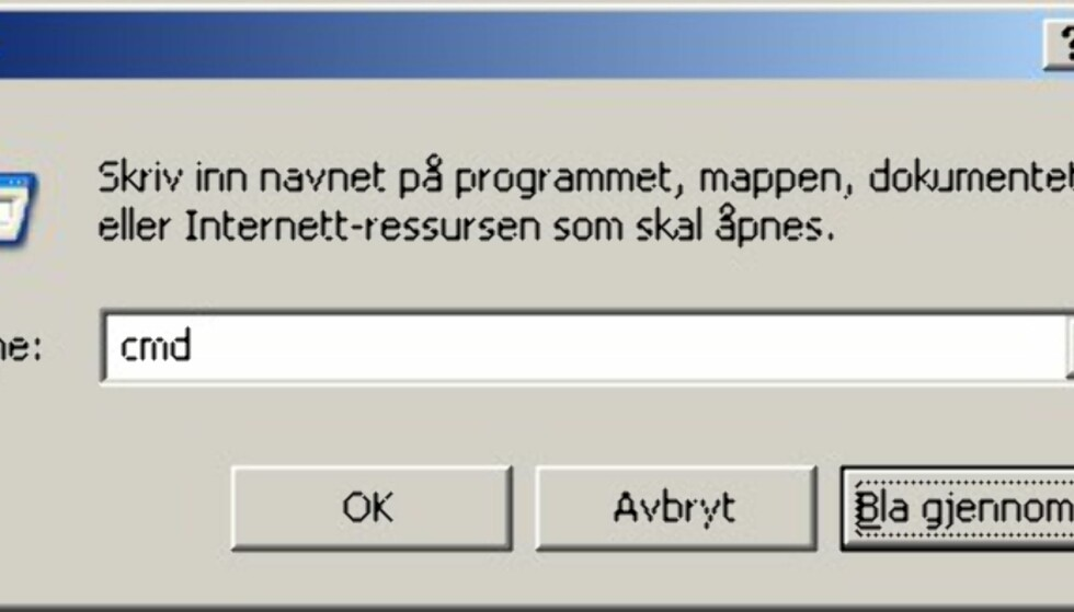 Hva er min IP-adresse?