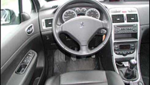 2. Peugeot 307