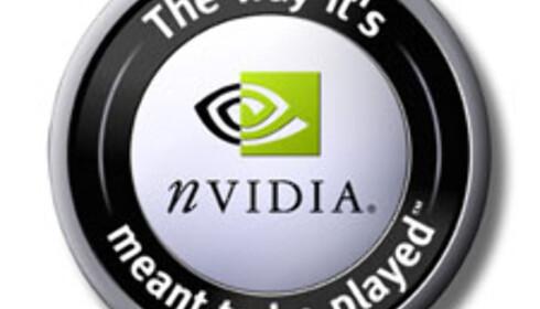 Hyperrask grafikk fra Nvidia