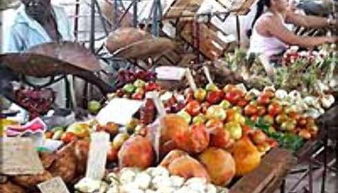 Eksotiske frukter er fristende, men husk smittefaren.
