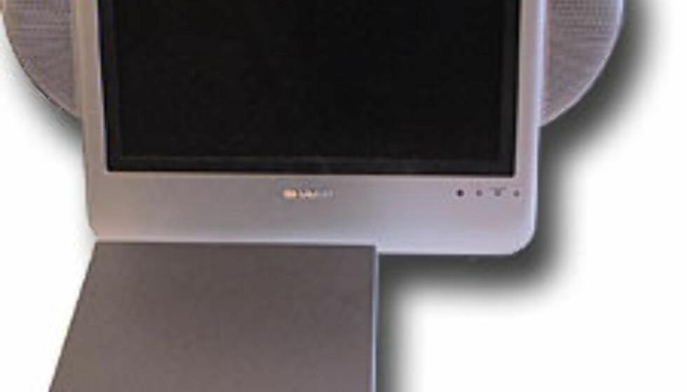 AQUOS - Trådløs TV fra Sharp