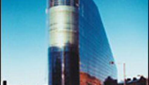 Opplevelsessenteret Urbis er en av de mange nye bygningene i Manchester.