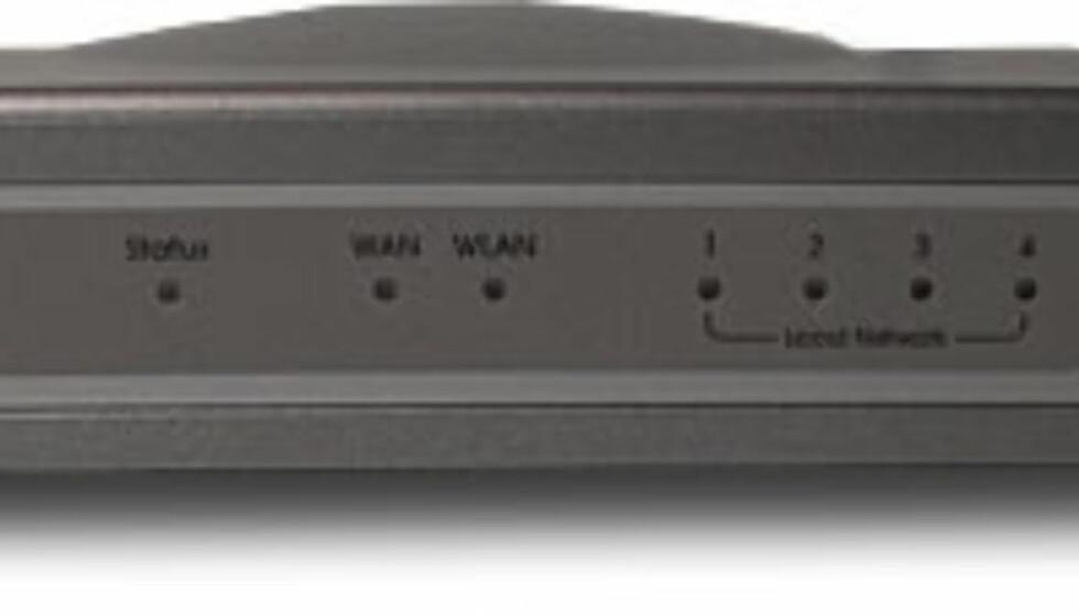 TEST: Topcom 108 Mbit trådløst