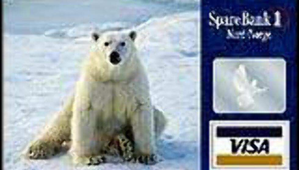 Kredittkort sikrest i utlandet