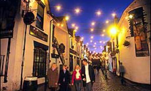 West End ligger nær universitetet, og byr på rolige gater med spennende shopping i små butikker. Foto: Greater Glasgow & Clyde Valley Tourist Board Foto: Greater Glasgow & Clyde Valley Tourist Board
