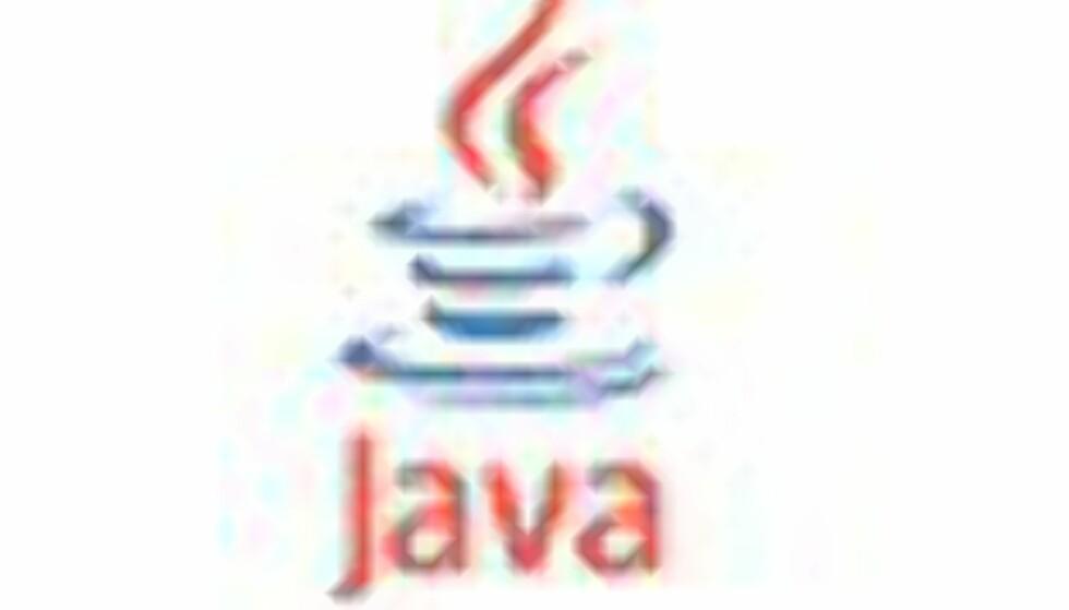 Slå på Java-støtte
