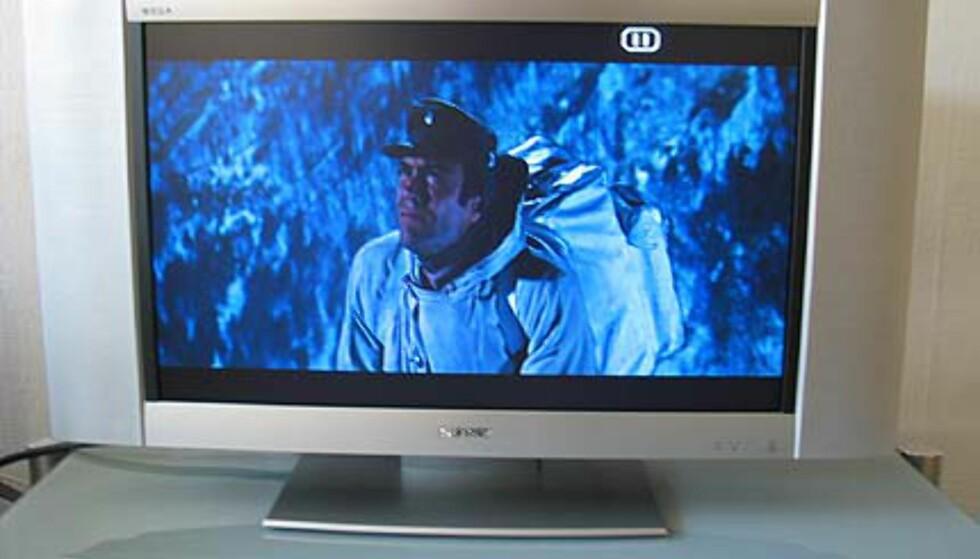 Clintern, her i en scene fra Ørneredet.