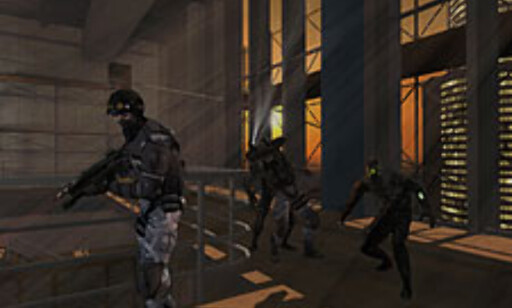 image: Splinter Cell: Pandora Tomorrow