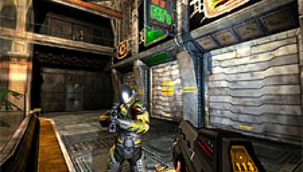 Riddick er på vei til XBoxen