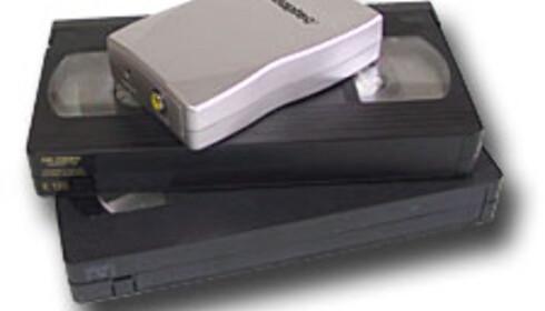 Adaptec VideOh!CD fra VHS til VCD