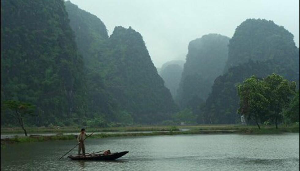 Vietnam - det vakre landet. Foto: Roland Neveu Foto: Roland Neveu