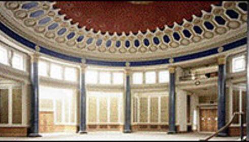 Saatchi Gallery har fått nytt hjem i den gamle County Hall.  Foto: Saatchi-gallery.co.uk Foto: Saatchi-gallery.co.uk