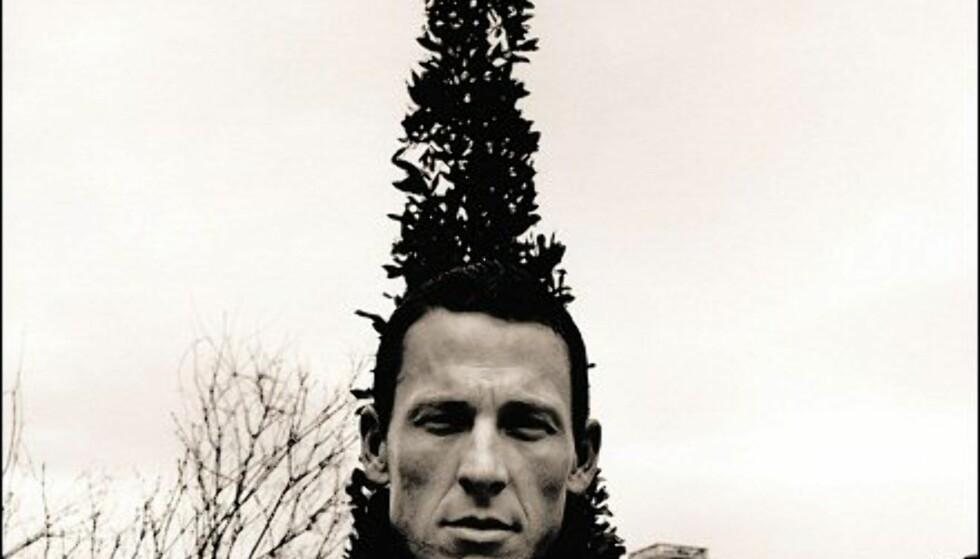 Tittel: Lance Armstrong, Gerona, 2003 Foto: Lance Armstrong, med tillatelse fra Gallery Torch