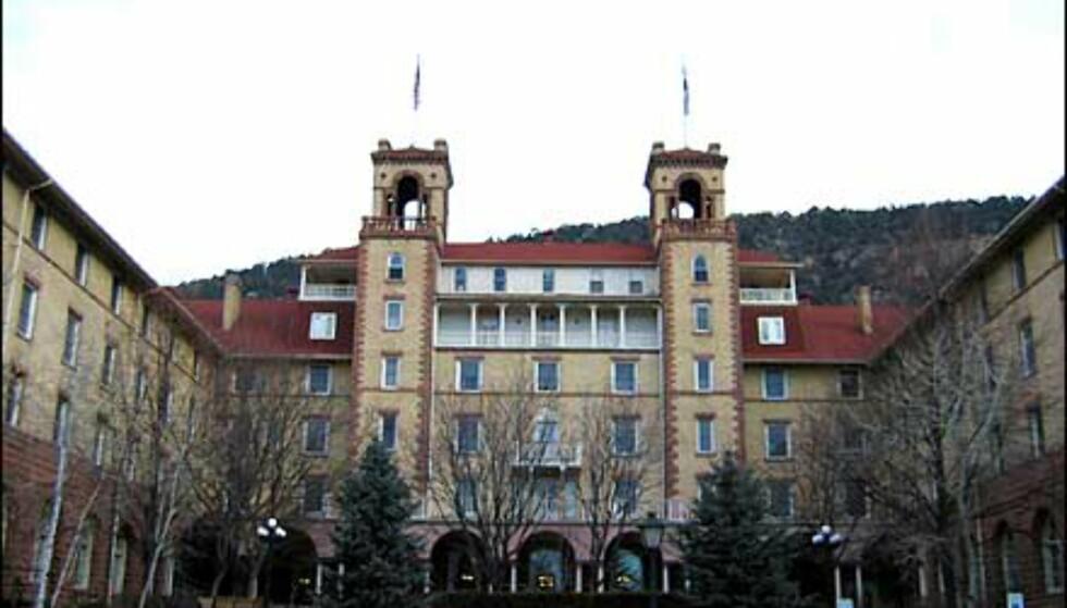 Hotel Colorado ligger i Glenwood Springs.