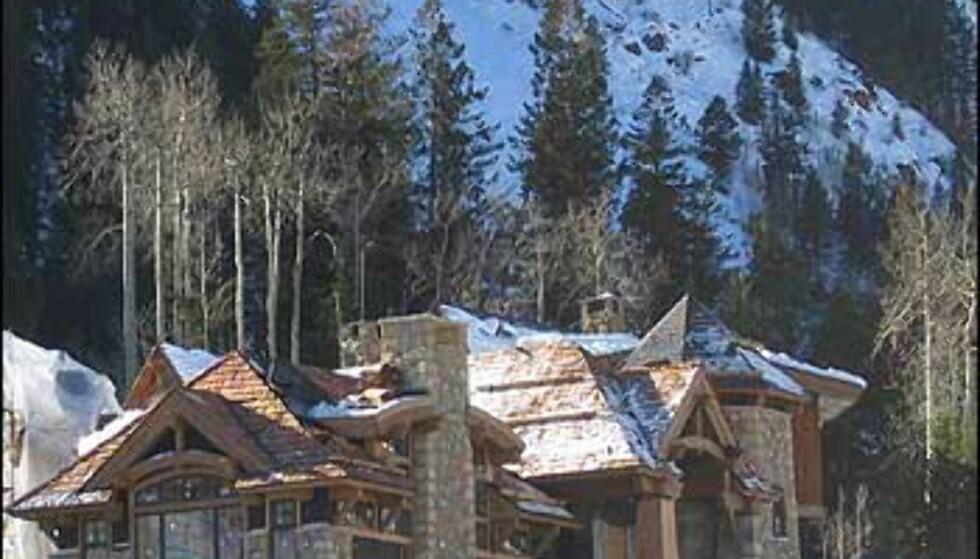 Palass ved Aspen.