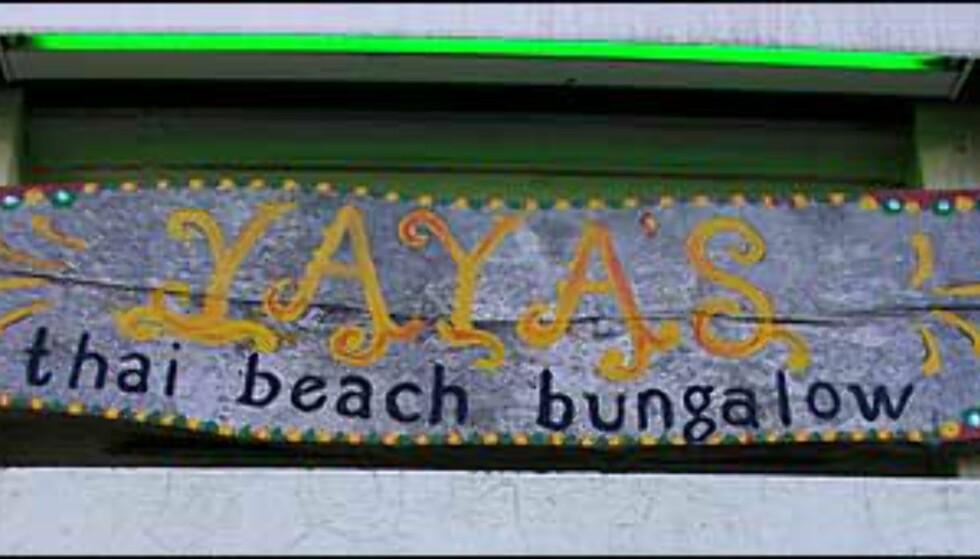 For blomstrende fargeglede går vi til YaYa's.