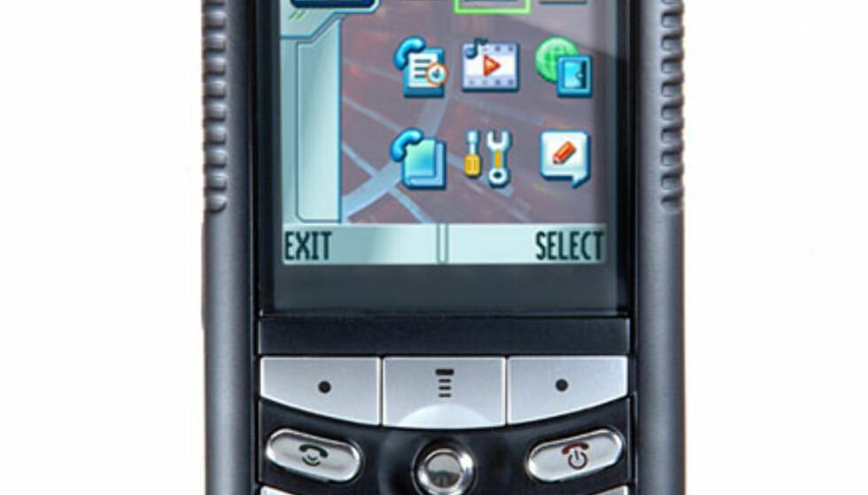 Bilder av de nye Motorola-telefonene