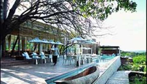 Tredje dyreste hotellrom i verden? Dra til Sør-Afrika og Singita. Her fra hotellets Lebombo-lodge. Foto: Singita