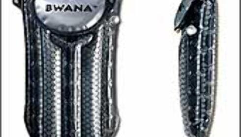 Nei, dette er ikke en luftmadrass, men en oppblåsbar og vanntett pose for dine elektroniske hjelpere. Fra Bwana. Foto: Bwana