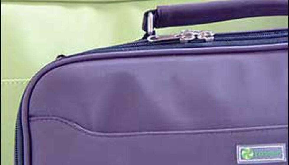 PC-vesker i fristende farger er også designet med tanke på kvinnelige reisende. Foto: Casuari Foto: Casuari