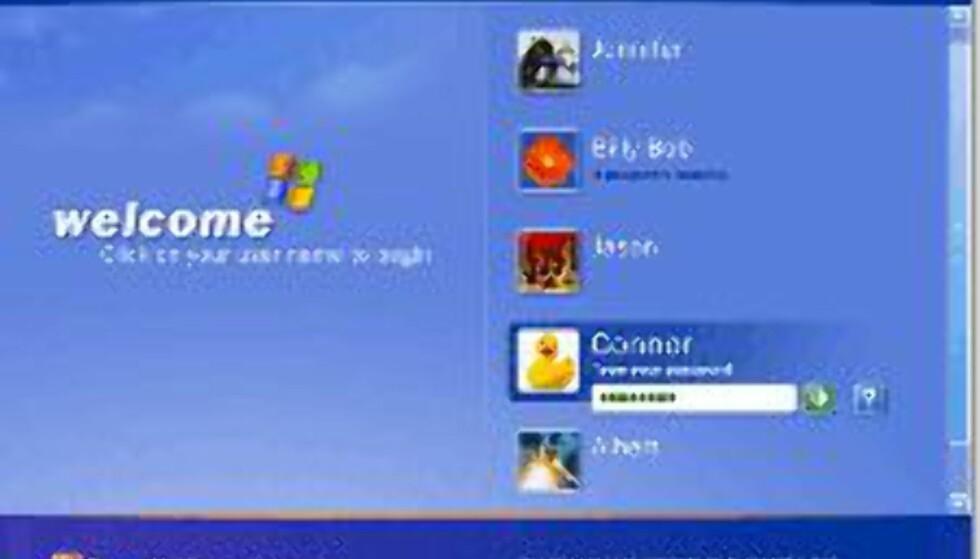 Gjør Windows 3.11 om til XP!