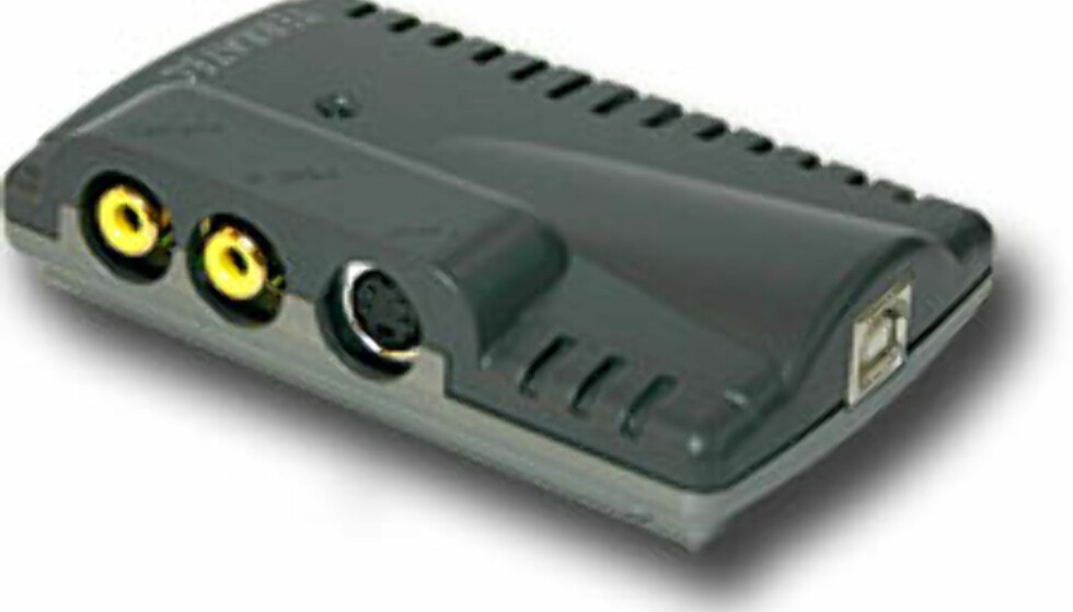 Terratec Cameo Grabster videograbber
