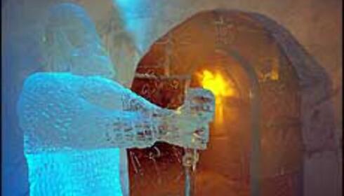 Alta Igloo Hotell huset fjorårets 71 grader nord deltakere, og holder nå åpent for ny vintersesong. Foto: Alta Igloo Hotell Foto: Alta Igloo Hotell