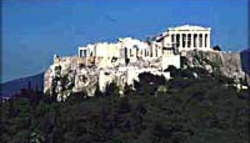 Akropolis i Aten. En av mange severdigheter du kan få med deg i OL-byen. Foto: Jorge Tutor Foto: Jorge Tutor