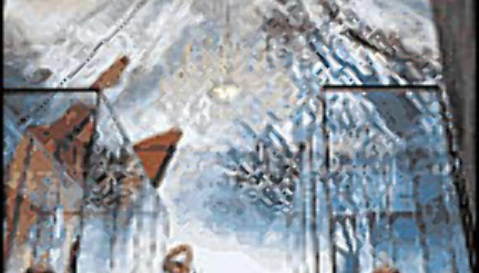 Gammelt krystallvarehus får nye former.  Foto: Baccarat.fr Foto: Baccarat.fr