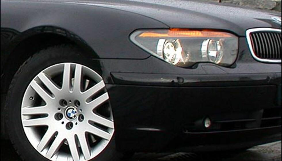 Fotoalbum: BMW 745i