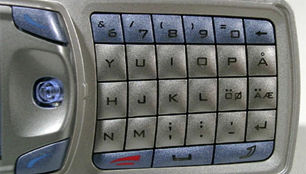 Flere bilder av Nokia 6820
