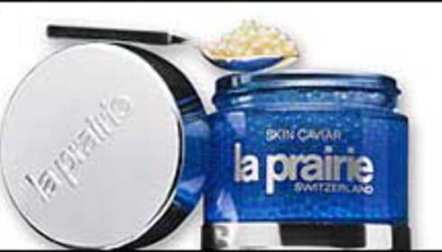 Rådyr luksus for huden. Skin Caviar fra La Prairie. Foto: La Prairie