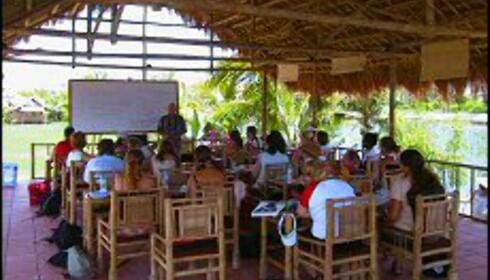 Klasserommet i Vietnam - for deg som vil ta en del av psykologi eller utviklingsstudiene dine i et annet land.
