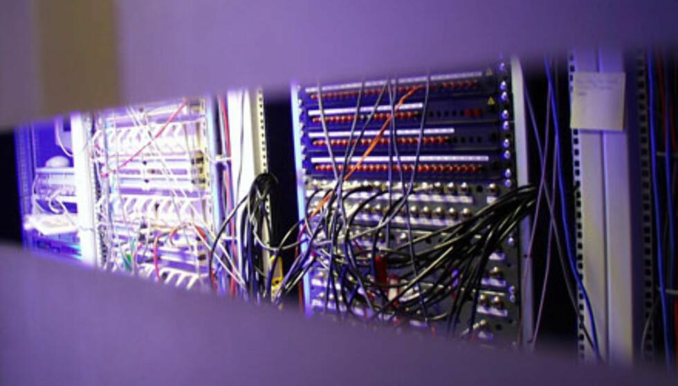 IP-telefoni med vanlig apparat