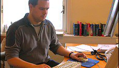 Christian Thorn og de andre informasjons- konsulentene i ANSA svarer på dine spørsmål. Du kan ringe dem, maile, eller stikke innom kontorene, sentralt i Oslo.