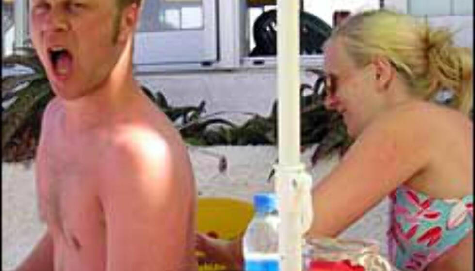 Varmen er helseskaderlig, konstaterer det spanske helsevesenet.  Illustrasjonsfoto: Vera Flatebø Foto: Vera Flatebø