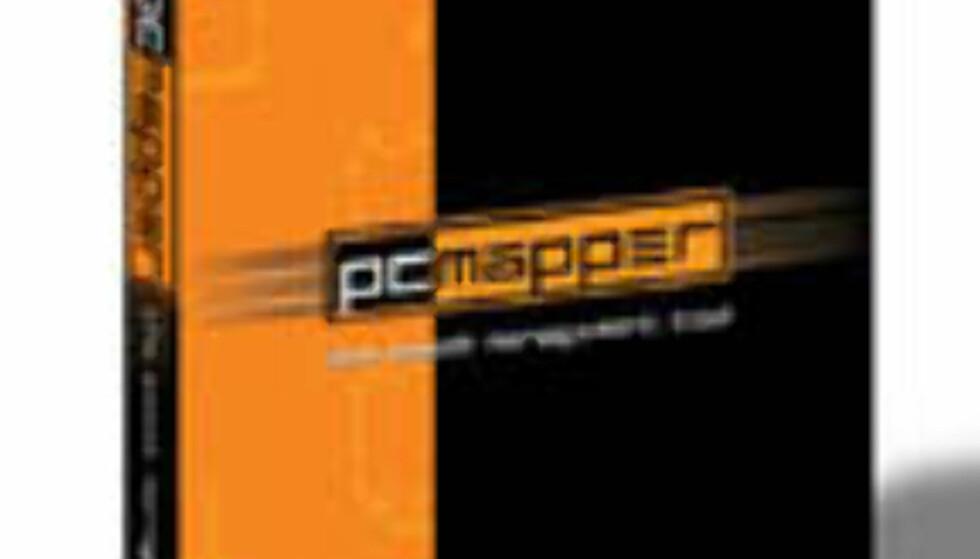 PcMapper PRO - sporer opp stjålne PCer