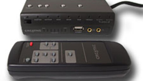 TEST: GigaWorks S750 7.1 høyttalere