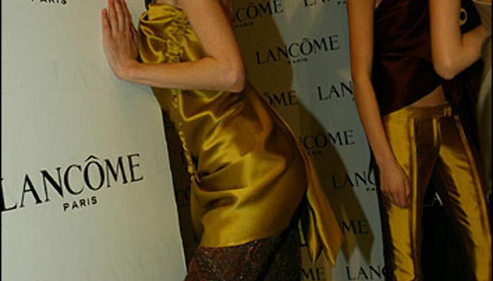 Strike a pose for Hannibal Laguna. Foto: Moda-barcelona.com