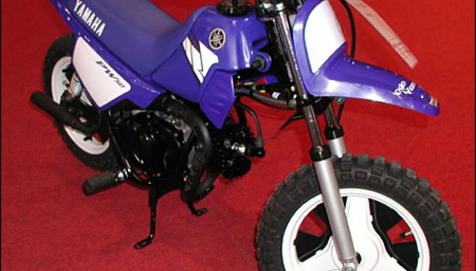 Yamaha PW 50, 10.900 kroner