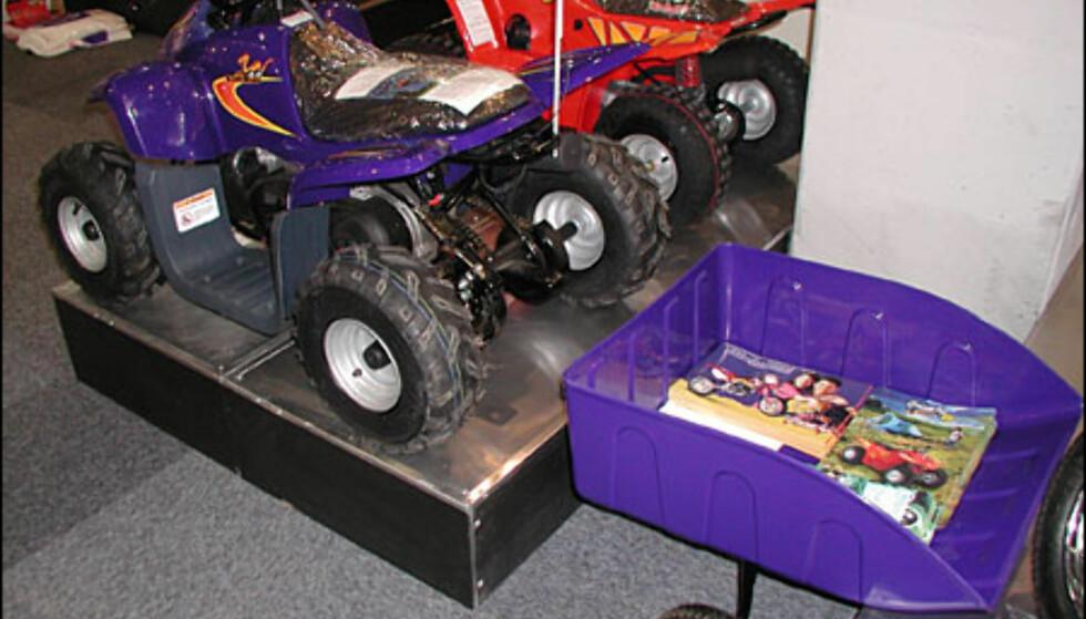 Dino Mini ATV, 13.998 kroner