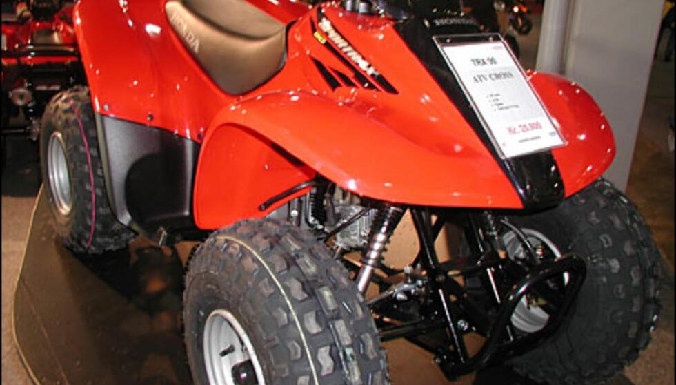 Firehjulinger