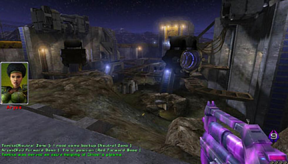 Unreal Tournament 2004 i bilder